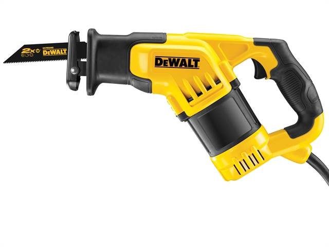 DEWALT DWE357K Compact Reciprocating Saw 1050 Watt 110 Volt 110V