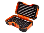 Bahco 59/S54BC Colour Coded Bit Set, 54 Piece