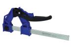 Faithfull Heavy-Duty Lever Clamp Capacity 160mm