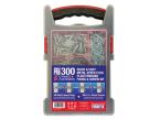 Forgefix Speed Plug Zinc Plasterboard Fixing Kit, 300 Piece