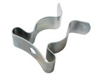 ForgeFix Tool Clips 1/2in Zinc Plated (Bag 25)
