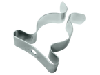 ForgeFix Tool Clips 3/4in Zinc Plated (Bag 25)