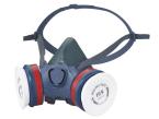 Moldex Ultra Light Series 7000 Half Face Mask (Medium) 2 x A1P2 R Filters