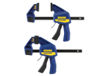 IRWIN Quick-Grip Quick-Change™ Medium-Duty Bar Clamp 150mm (6in) Twin Pack