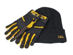 XMS CLC Flex-Grip™ Work Gloves and Beanie