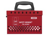 ABUS B835 Safety Redbox™ For Group Lockout