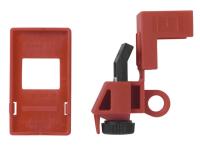 ABUS E201 Single-Pole Circuit Breaker Lockout