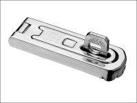 ABUS 100/100 100mm Hasp & Staple Carded