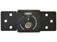 ABUS Integral Van Lock Black 141/200 + 26/70 with 70mm Series 26 Diskus Padlock