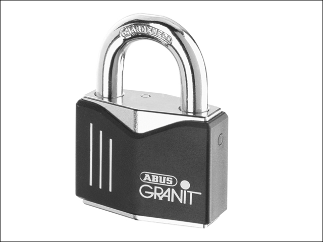 ABUS 37/55mm Granit Plus Padlock Long Shackle