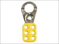 ABUS 701 Lock Out Hasp 25mm Yellow