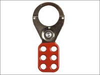 ABUS 702 Lock Out Hasp 38mm Red