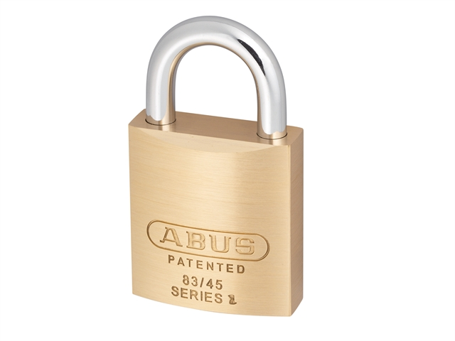 ABUS 83/45 45mm Brass Body Padlock