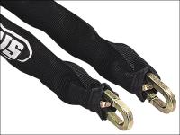ABUS 8KS/140 Security Chain Length 140cm Link Diameter 8mm