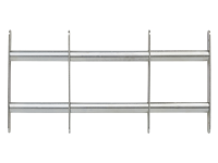 ABUS Mechanical Expandable Window Grille 500-650 x 300mm