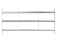 ABUS Mechanical Expandable Window Grille 500-650 x 450mm