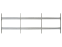 ABUS Mechanical Expandable Window Grille 700-1050 x 300mm