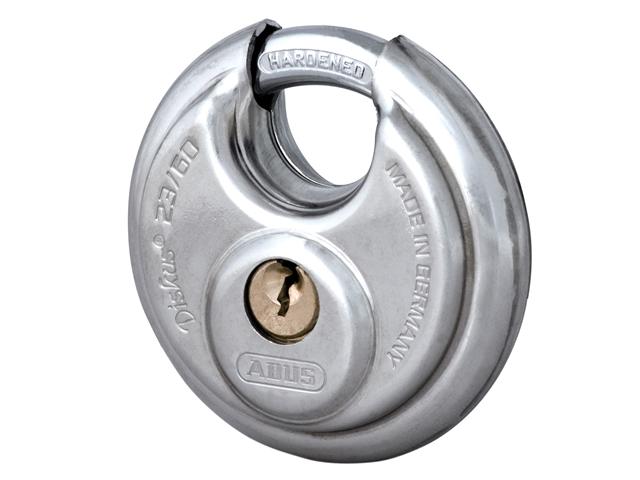ABUS 23/60 60mm Diskus Padlock Keyed 0303