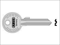 ABUS 24/70-82/63-92/65 Key Blank 00906