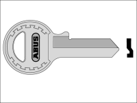 ABUS 65/30 30mm Old Profile Key Blank