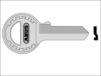 ABUS 65/40+45 Old Key Blank