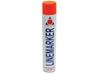 Aerosol 0905 Line Marking Spray Paint Orange 750ml