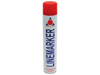 Aerosol 0902 Line Marking Spray Paint Red 750ml