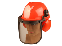 ALM Manufacturing CH011 Chainsaw Safety Helmet