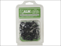ALM Manufacturing CH052 Chainsaw Chain 3/8 in x 52 links - Fits 35 cm Bars