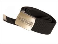 Apache Black Woven Belt