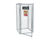 Armorgard Gorilla Bolt Together Gas Cage 900 x 900 x 1800mm