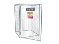 Armorgard Gorilla Bolt Together Gas Cage 1200 x 1200 x 1800mm