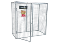 Armorgard Gorilla Bolt Together Gas Cage 1800 x 900 x 1800mm