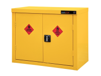 Armorgard Safestor Hazardous Floor Cupboard 900 x 460 x 700mm