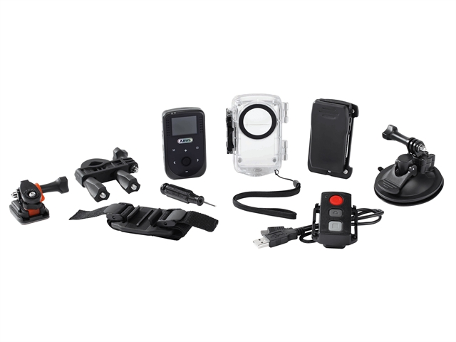 ABUS Security TVVR 11001 Sports Camera & Accessories