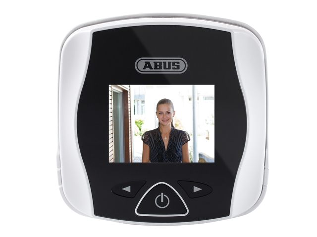 ABUS Security TVAC80000B Digital Door Viewer HD
