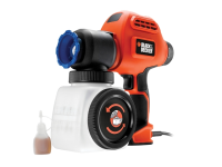 Black & Decker BDPS200 Heavy-Duty Spray Gun 120 Watt 240 Volt 240V
