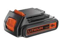Black & Decker BL1518 Slide Battery Pack 18 Volt 1.5Ah Li-Ion