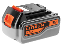 Black & Decker BL4018 Slide Battery Pack 18 Volt 4.0Ah Li-Ion