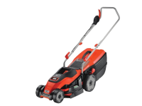 Black & Decker EMAX34I Rotary Lawnmower 34cm 1400 Watt 240 Volt 240V