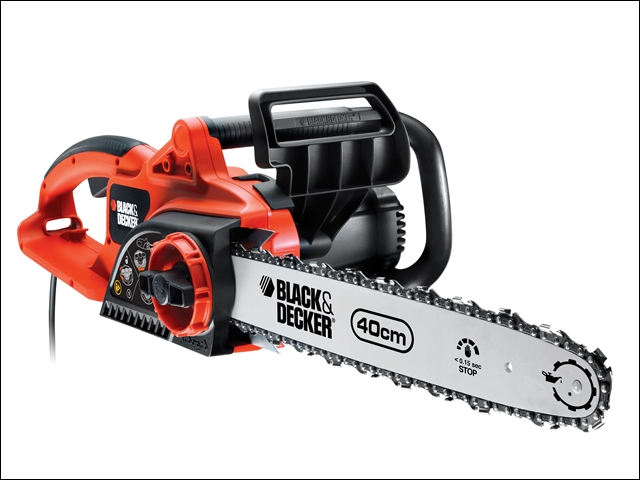 Black & Decker GK2240T  Chainsaw 40cm Bar 2200 Watt 240 Volt 240V