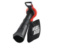 Black & Decker GW3050 Corded Blower Vac 3000 Watt 240 Volt 240V