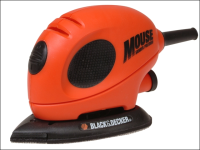 Black & Decker KA161BC Mouse Detail Sander & Sanding Sheets 55 Watt 240 Volt 240V