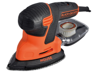 Black & Decker KA2500K-GB Compact Mouse Sander