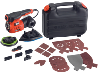 Black & Decker KA280K 4 In 1 Multi Sander 220 Watt 240 Volt 240V