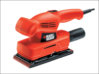 Black & Decker KA300 Orbital Sander 1/3rd Sheet 135 Watt 240 Volt 240V