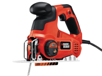 Black & Decker KSTR8K AutoSelect Straight Cut Saw 600 Watt 240 Volt 240V