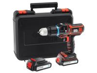 Black & Decker Multievo™ Hammer Drill 18 Volt 2 x 1.5Ah Li-Ion 18V