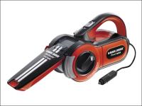 Black & Decker AV1205 Dustbuster® Pivot Auto Vac, Bag & Attachment 11 Watt 12 Volt 12V