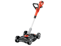 Black & Decker STC1820 Cordless Strimmer & City Mower 18 Volt 1 x 2.0Ah Li-Ion 18V